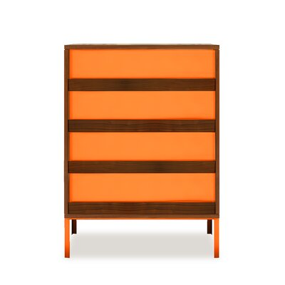 Elemental Living Veridis 4 Drawer Chest