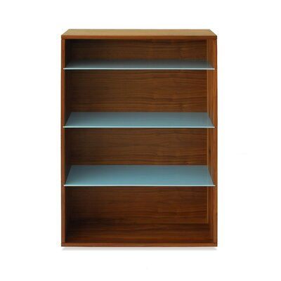 Elemental Living Veridis Multimedia Shelving 303 Storage Rack