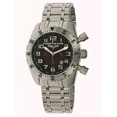 Equipe Corvette Ev513 C6 Mens Watch