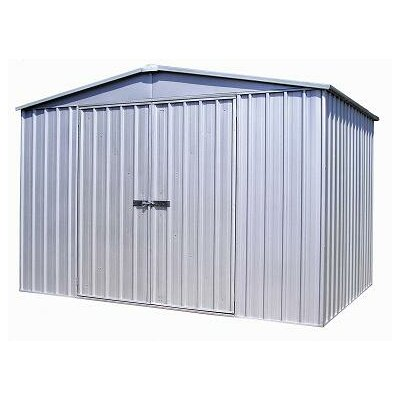 Absco HighLander Steel Storage Shed