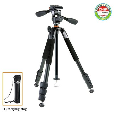 Alta+ 234AP Aluminum Tripod w/ PH-22 Pan Head