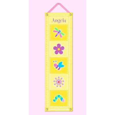 Flower Land Personalized Growth Chart