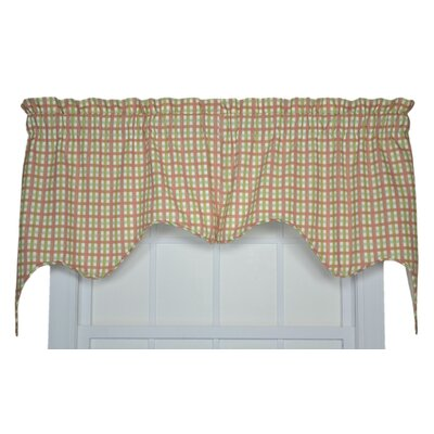 Ellis Curtain Charlestown Check Cotton Empress Curtain