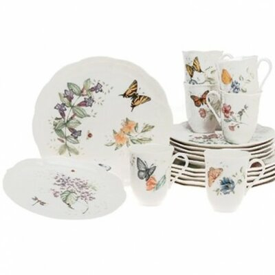 Lenox Butterfly Meadow 18 Piece Dinnerware Set Reviews Iphone Wallpapers Free Beautiful  HD Wallpapers, Images Over 1000+ [getprihce.gq]