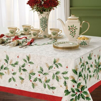 Lenox Holiday Dining Linens Set