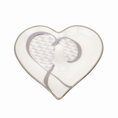 "Lenox True Love 1.5"" Ring Holder"