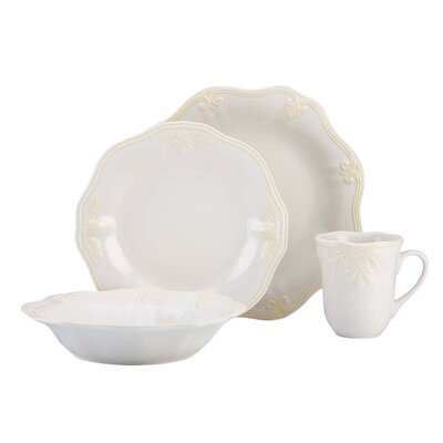 Butler's Pantry Gourmet Ace 4 Piece Place Setting