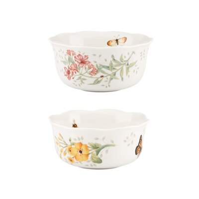 Lenox Butterfly Meadow Nesting Bowl (Set of 2)