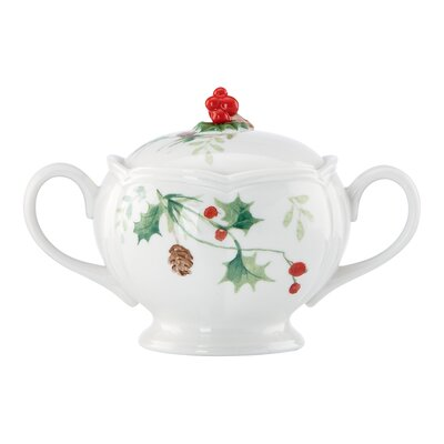 Lenox Winter Meadow Sugar Bowl