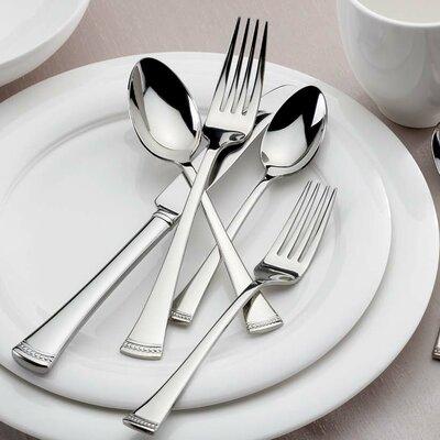 Portola 65 Piece Flatware Set Kitchen & Dining | Wayfair