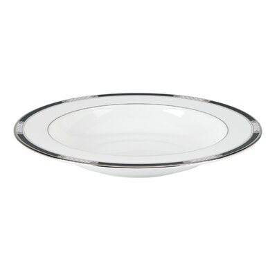 Lenox Hancock Platinum White 12 oz. Bowl