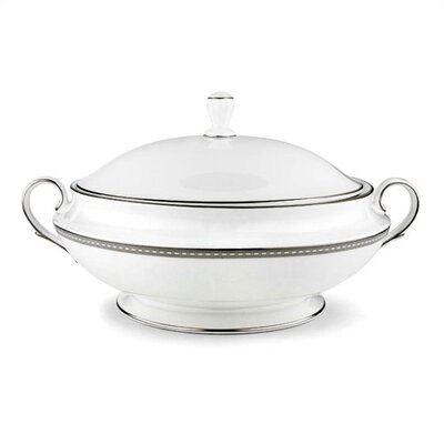 Lenox Murray Hill 64 oz. Covered Vegetable Bowl