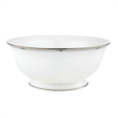 Lenox Westerly Platinum Serving Bowl