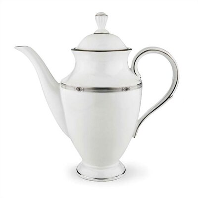 Westerly Platinum Coffeepot with Lid