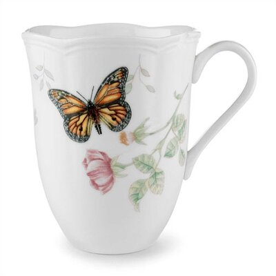 Lenox Butterfly Meadow Monarch 12 oz. Mug