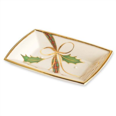 Lenox Holiday Nouveau Soap Dish