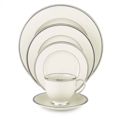 Lenox Tuxedo Platinum Dinnerware Collection