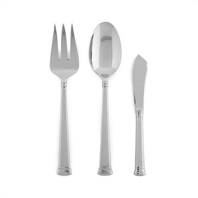 Lenox Eternal 3 - Piece Stainless Serving Set