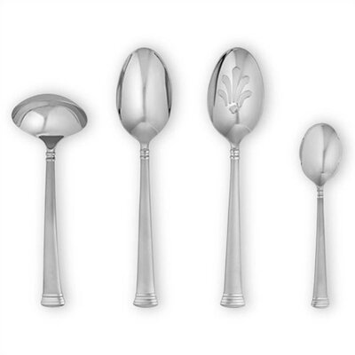 Lenox Eternal Frosted 4 - Piece Stainless Hostess Set