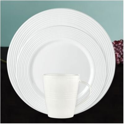 Tin Can Alley Seven Degree 12 Piece Dinnerware Set