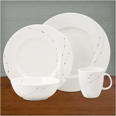 Twirl Dinnerware Set