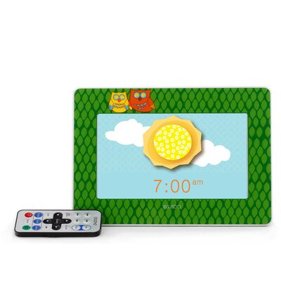 Zazoo Kids Photo Clock Sleep Solution