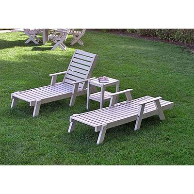 POLYWOOD® Captain Lounge Seating Group