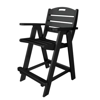 POLYWOOD® Nautical Counter Chair
