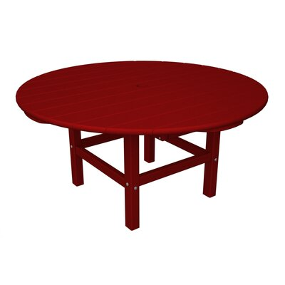 POLYWOOD® Round Conversation Table