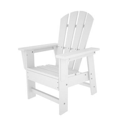 POLYWOOD® Kid's Adirondack Arm Chair