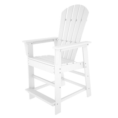 "POLYWOOD® South Beach 24"" Adirondack Chair"