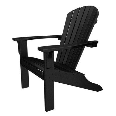 POLYWOOD® Seashell Adirondack Chair