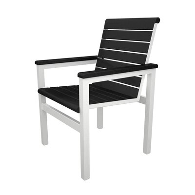 POLYWOOD® Mod Dining Arm Chair