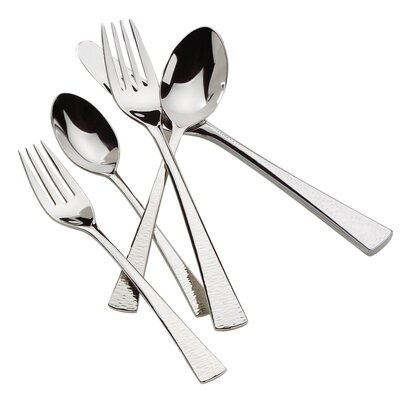 Gorham Biscayne 65 Piece Flatware Set