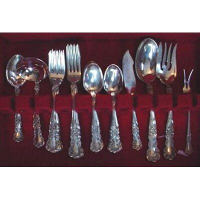 Gorham Gorham Buttercup 46 Piece Flatware Set with Pie Server