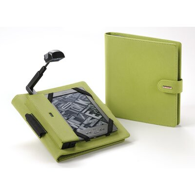 Periscope® Cover+Light Folio for Kindle Wi-Fi, Kindle Touch, and nook Simple Touch
