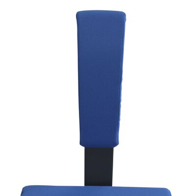 Active Sitting Variable Mid-Back Kneeling Chair Backrest