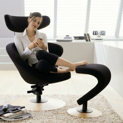 Peel Recliner Chair