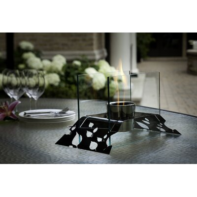 Decorpro Leaf Bio-Ethanol Fireplace