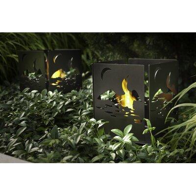 Decorpro Four Cottage Bio Ethanol Fireplace