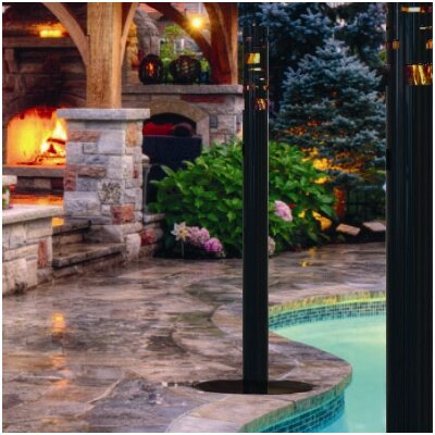 Decorpro Skyline Bio Ethanol Fireplace