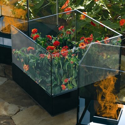 Decorpro Cell Atrium Bio Ethanol Fireplace