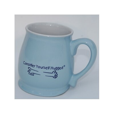 Consider Yourself Hugged 18 oz. Ceramic Mug