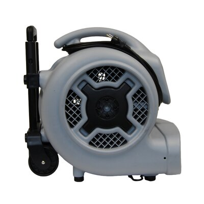 XPower 3/4 HP Air Mover and Carpet Dryer