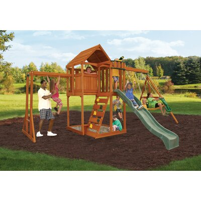 Big Backyard Lancaster Swing Set