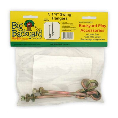 Big Backyard Swing Hanger (Set of 2)