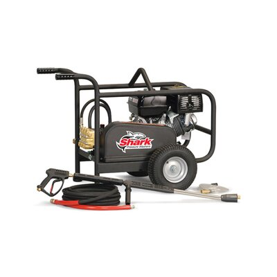BR Series 3.7 GPM Honda GX390 Belt Drive Cold Water Pressure Washer