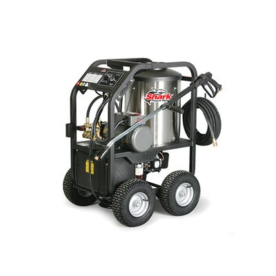 Shark Pressure Washers STP Series 1.9 GPM 2 HP Direct Drive Hot Water Pressure Washer