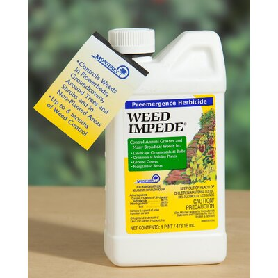 Monterey Weed Impede Concentrate Herbicides Jug