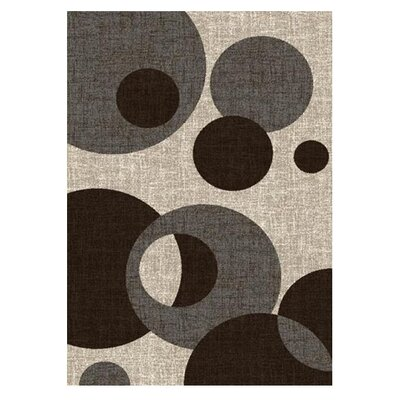 Lexington Champaign Circle Rug